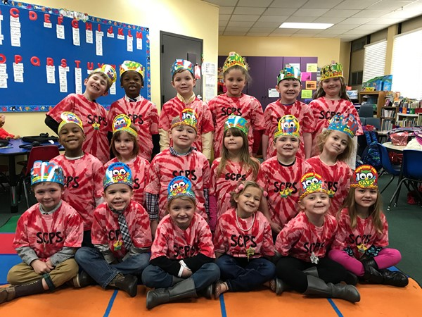 100th Day of School 2018