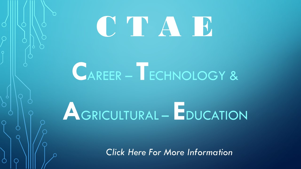 Career Technology and Agriculture Education